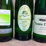 Wines for oysters