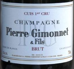 pierre gimonnet champagner