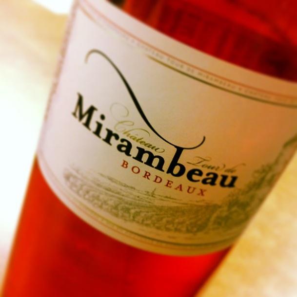 Mirambeau Rose 2012