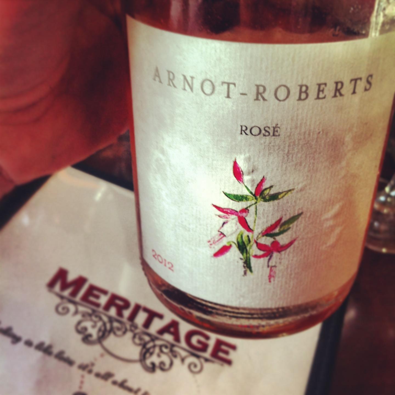 Arnot-Roberts Rose