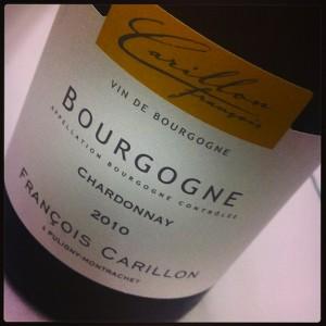 Carillon Bourgogne Chardonnay