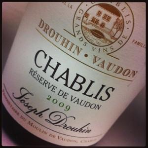 Drouhin Chablis Reserve Vaudon