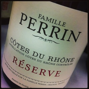 Perrin CDR Reserve