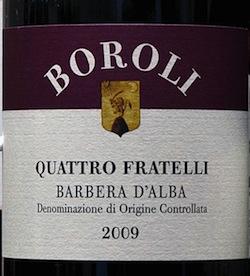 Boroli Barbera
