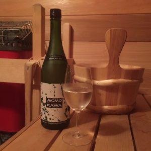 Momo Kawa Sauna