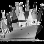 sakeboat