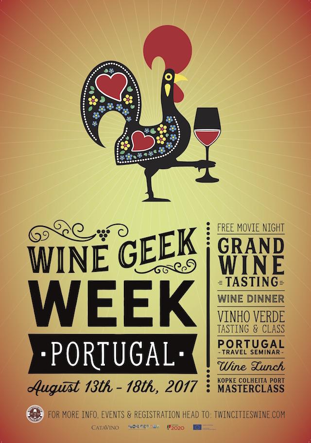 Wine Geek Week Portugal