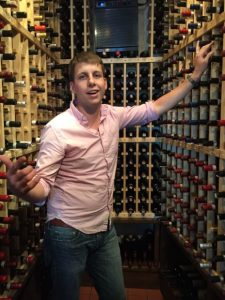 Charlie_Broder_cellar_at_TERZO