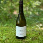 Paddy Borthwick bottle on moss