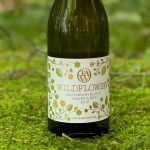 Te Awanga Wildflower bottle on moss