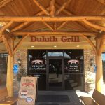 Duluth Grill entrance