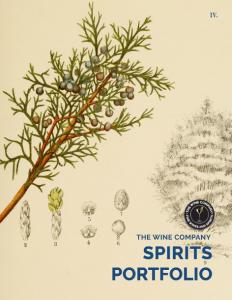 Cover of The Wine Company Spirits Portfolio IV