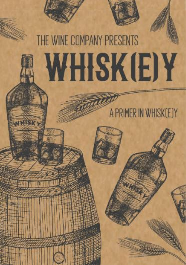 Whiskey Scout Book cover